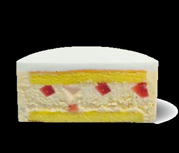 草莓奶油霜戚風-米爾利甜點創作 Meler Patisserie | 客製化生日蛋糕、造型蛋糕、彌月蛋糕、結婚蛋糕、台中、台北